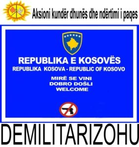 Demilitarizohu
