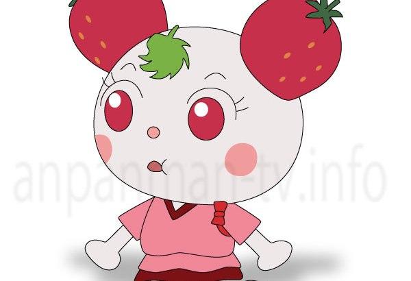 いちご大福ちゃん イチゴだいふくちゃん