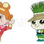 ロールケーキちゃんとたまごの国 ゆず姫とコネギくんの放送日 放送時間