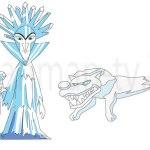氷の女王(こおりのじょおう) キャラクター紹介