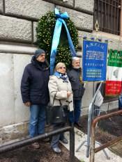 La nostra Vicepresidente Cristina Olini con Aladino Lombardi