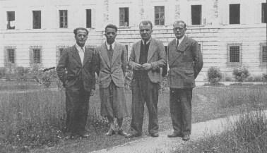Rustya, Lupinc, Leban e Bratuz.