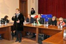 Giovanna Salvucci (Presidente ANPI Urbisaglia)