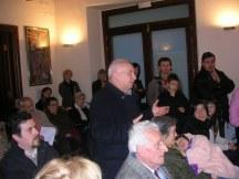 Benedetto Salvucci interviene al Consiglio Comunale di Urbisaglia