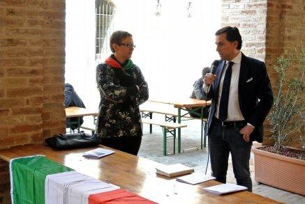 Giovanna Salvucci e Gianluca Micucci Cecchi