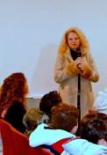 Clara Ferranti_UNIMC_ responsabile Rete Universitaria per il Giorno della Memoria