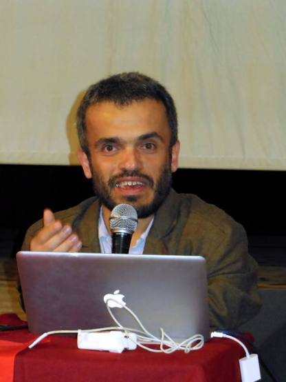 Claudio Gaetani (Presidente ISREC Macerata)