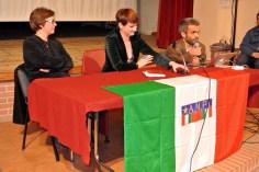 Giovanna Salvucci, Annalisa Cegna, Claudio Gaetani