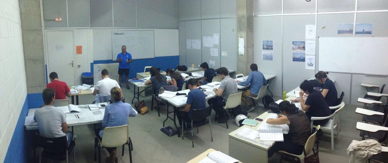Escuela náutica