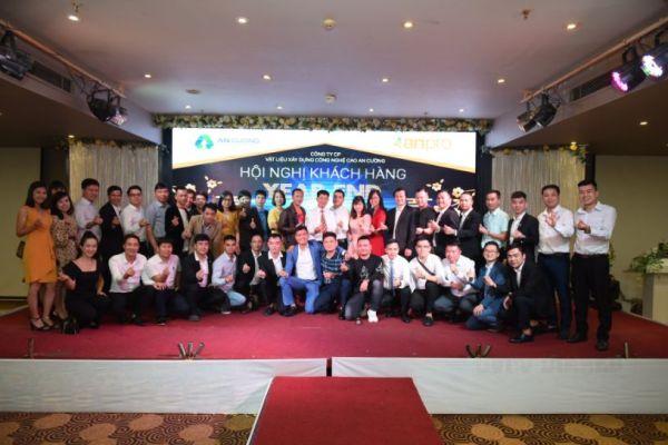 VTT 1872 - AnPro tổ chức hội nghị khách hàng và đối tác 2019