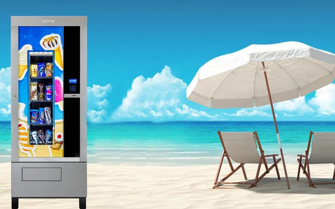 ¿Por qué una máquina expendedora?