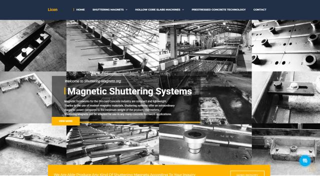 Сайт продукция компании производство и продажа