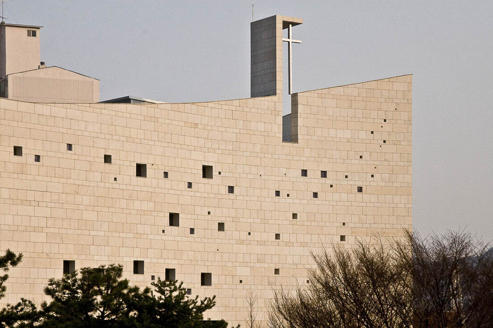 2012 Chongshin University 3 Style Lab Architects Office: Architect Ahn Eung-jun