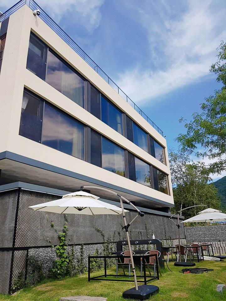 2016 Hongchung Poolgrida 3 Style Lab Architects Office Architects: Architect Ahn Eung-jun