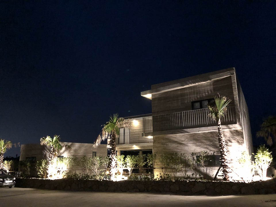 2017 Jeju HaengWonli H 3 스타일 랩 종합건축사사무소 : 건축사 안응준