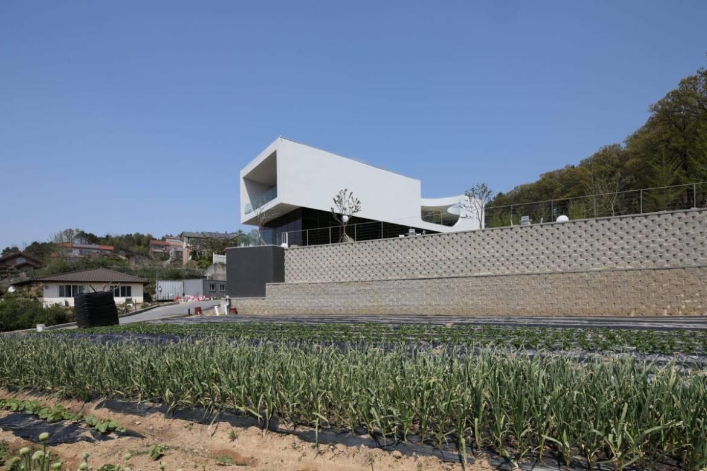 cafe eclogue001 Văn phòng Kiến trúc sư Style Lab: Kiến trúc sư Ahn Eung-jun