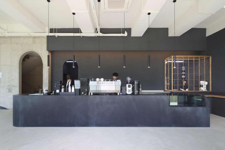 cafe eclogue008 Văn phòng kiến trúc sư Style Lab: Kiến trúc sư Ahn Eung-jun