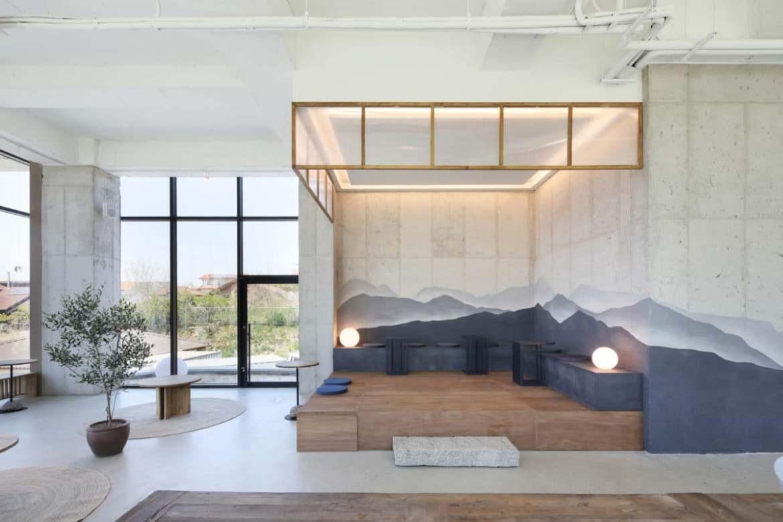 cafe eclogue010 Văn phòng kiến trúc sư Style Lab: Kiến trúc sư Ahn Eung-jun