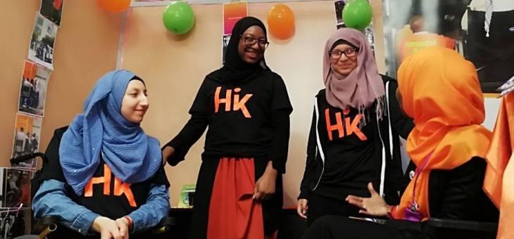 Mes retours de la Foire Musulmane 2019 avec Handikom