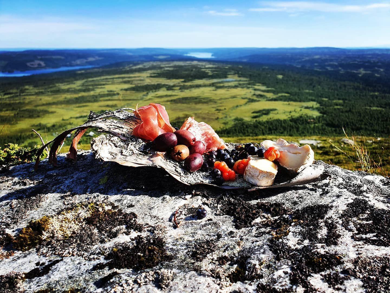 Charkbricka på Ansätten. Foto av Britta Olofsson