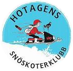 Hotagens Snöskoterklubb logo