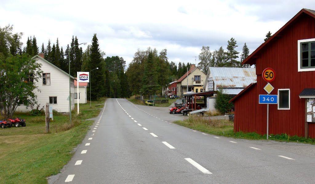 Lillholmsjö, Mats Skoter. Foto © Mapio.net.
