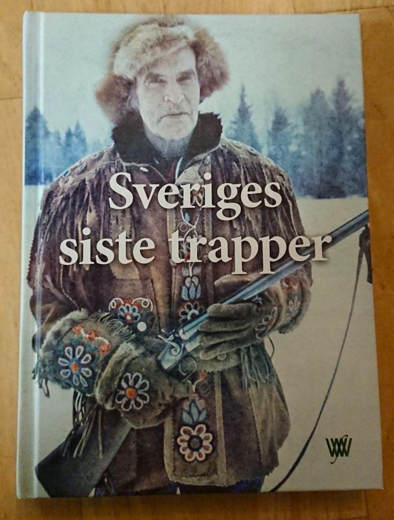 Boken Sveriges siste trapper. Författare Christina Falkengård.