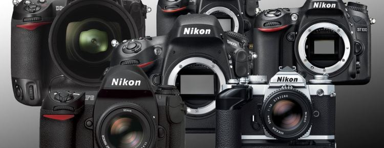 Nikon-Camera-Collection