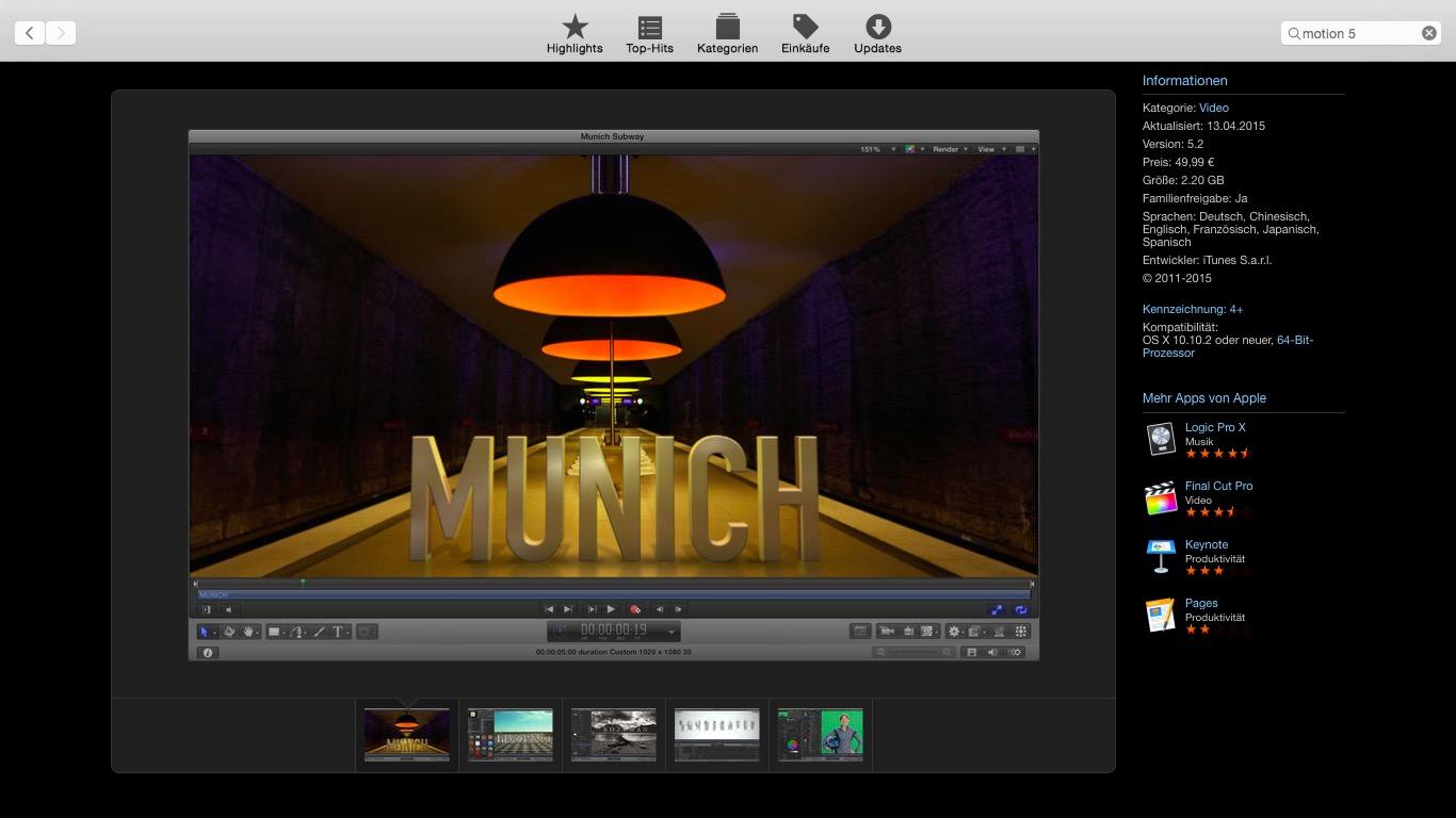 Motion 5 – Coole Videoeffekte erstellen   anscharius.com