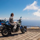Auf Teneriffa ein Motorrad mieten