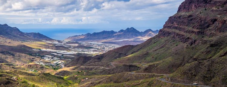 100 Days of Freedom - Motorradabenteuer - Gran Canaria - Kanaren
