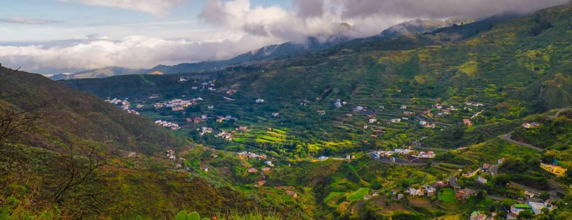 In den Highlands von Gran Canaria