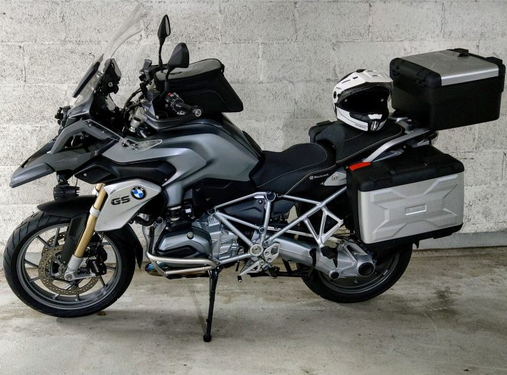 BMW R1200 GS LC Bj. 2018 K50