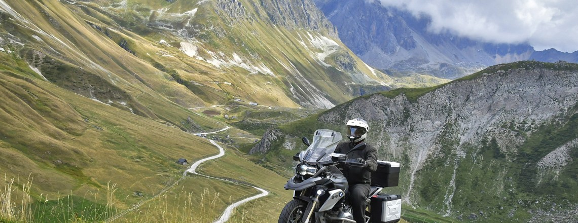 Mit dem Motorrad nach Korsika
