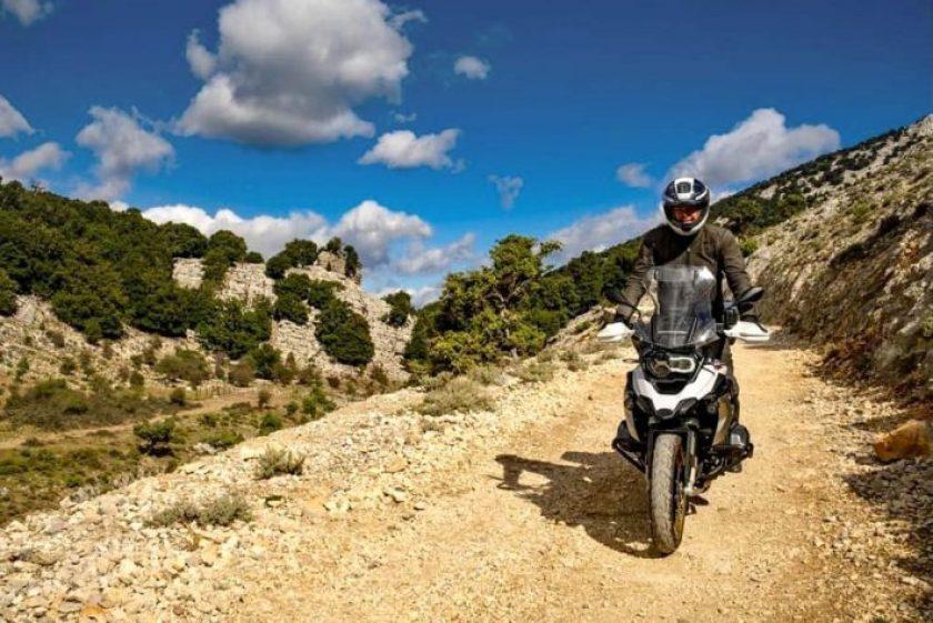 Supramonte di Urzulei, Roadbook Sardinien