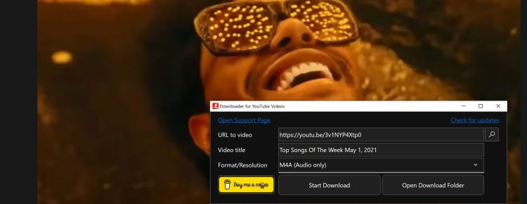 Fast Downloader for YouTube Videos