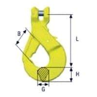 dimensions Skip loader hook BKGC