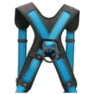 Komfort-Rückenpolster X-Pad für Auffanggurte