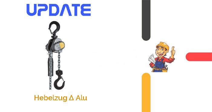 Produkt-update Hebelzug Delt Alu