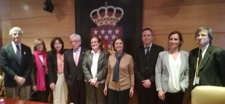 ANSEDH en la Asamblea de Madrid