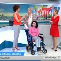 ANSEDH en Madrid Contigo de Telemadrid