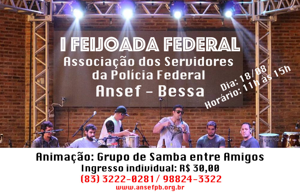 I Feijoada Federal