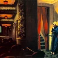 La pintura de Hopper y el cine