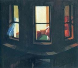 Night Windows, 1928