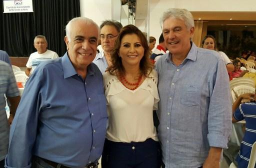 Resultado de imagem para ex-ministro Antônio Carlos Rodrigues, e joão maia
