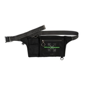 OFF-WHITE X Pioneer Pockets Fannypack Black