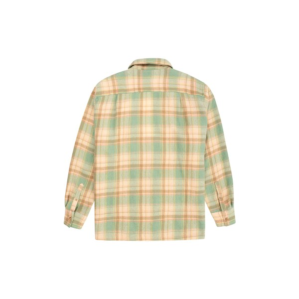 Doublet doll check shirt back