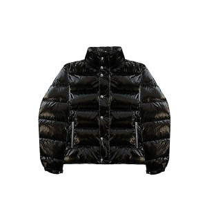 Flaneur down jacket front