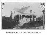 Residence of J. T. McGowan, Ansley, Nebraska