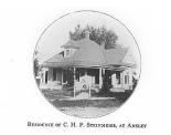 Residence of C. H. F. Steinmeier, Ansley, Nebraska